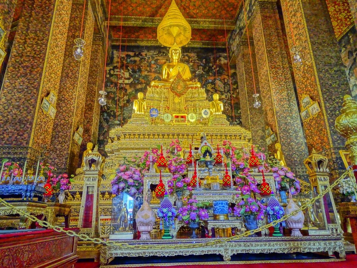 Bangkok, Thailand (Day 1)