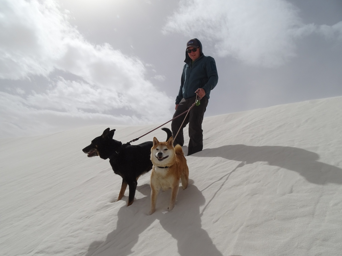 White Sands National Monument – New Mexico