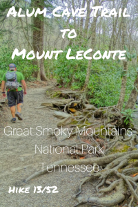 Alum Cave TrailtoMount LeConte (1)