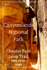 Hike Canyonlands National Park. Hike Chesler Park Loop Trail. Hike in Utah