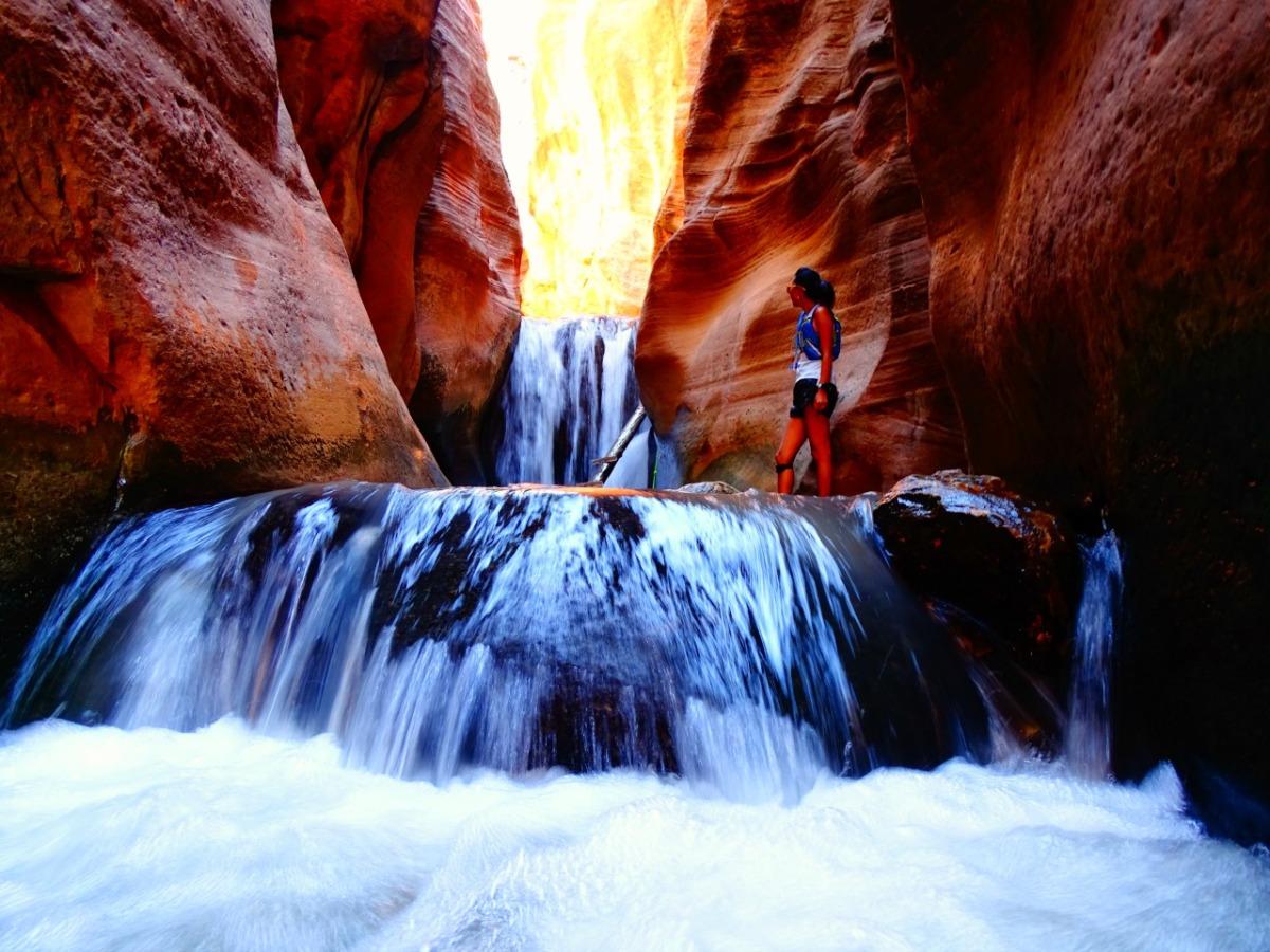 Hike Kanarra Creek Canyon Trail – Kanarraville, Utah