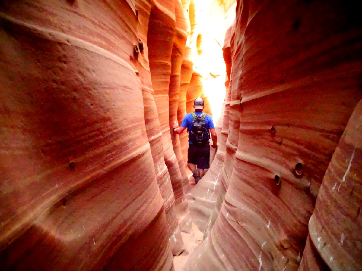 Hiking in Grand Staircase – Escalante National Monument, Utah