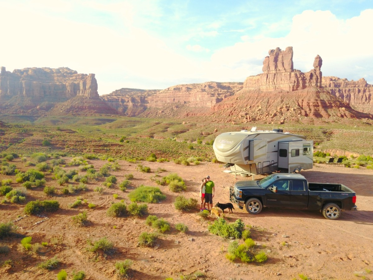 Boondocking Locations 2017