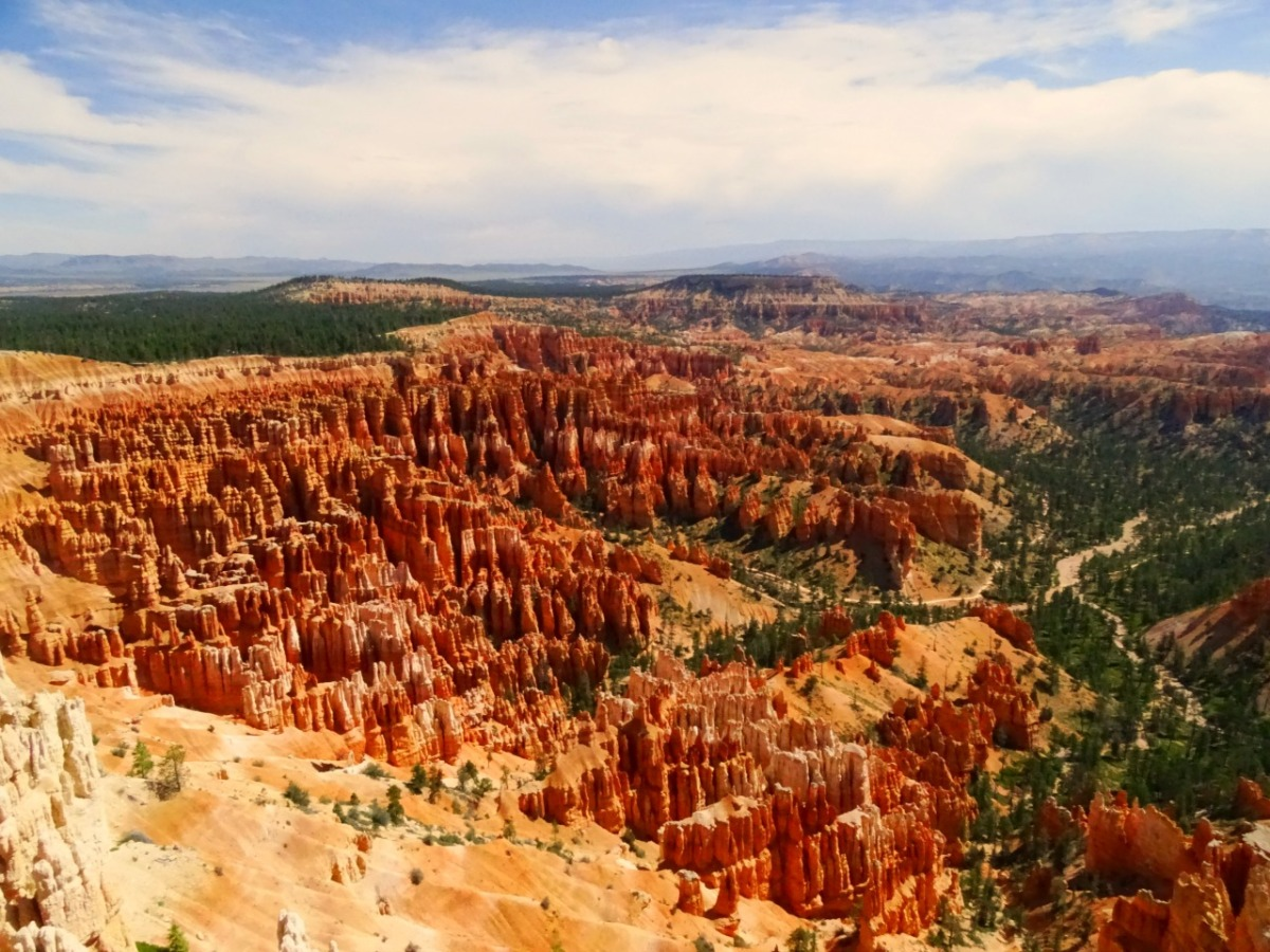 Hiking in Bryce Canyon National Park – Utah