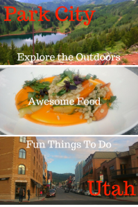Explore Park City, Utah. Read about what we did, what we suggest and why we love it here!