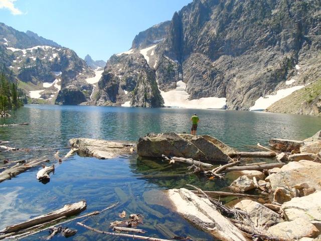 Hike to Goat Lake via Iron Creek – Stanley, Idaho