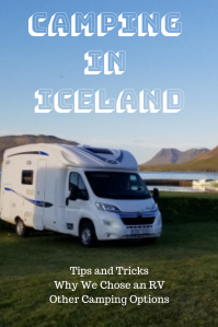 Camping in Iceland. RV Iceland. Exploring Iceland. Tips to Iceland. Travel to Iceland.