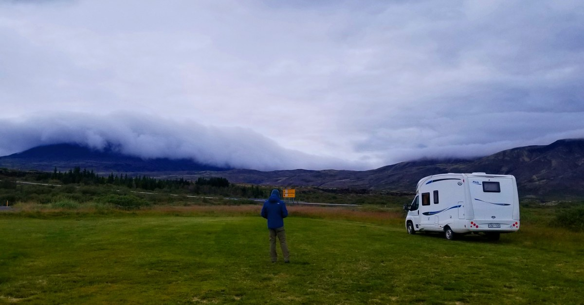 Tips for Camping in Iceland
