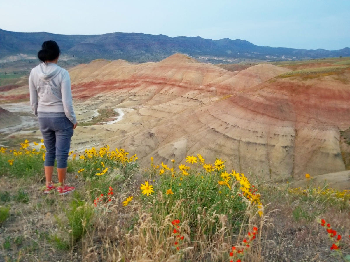 Exploring Painted Hills in Oregon